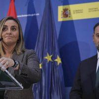 La consejera de Fomento reclama al Gobierno de Sánchez que desarrolle el tramo del Corredor del Mediterráneo entre Bobadilla, Ronda y Algeciras
