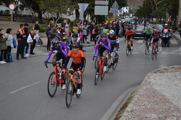 La Vuelta Ciclista a Andalucía pasa por Ronda en su primera etapa