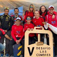 El Club Ascari-Harman Trail Running, en la IV Media Maratón Rural Villa de Mijas, la XIII CxM Sierra Elvira y la V CxM Desafío Las Cumbres