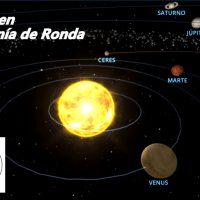 El cielo de Ronda en el mes de abril: un cometa «rozará» la Tierra según dicen algunos medios