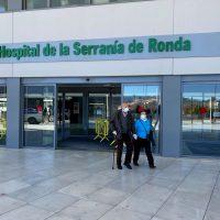 Los contagios por coronavirus en Ronda siguen estabilizados con 38 casos y ningún fallecimiento este miércoles