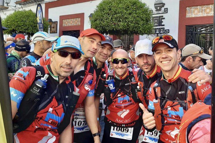 Corredores del Harman Trail Running disputaron hasta siete pruebas distintas este fin de semana