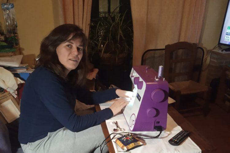 Cartajima dona mascarillas a profesionales sanitarios de la provincia de Málaga