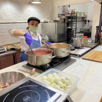 El Comedor Social para personas con escasos recursos se ofrecerá a partir del lunes en El Golimbreo