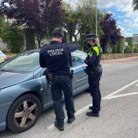 Un brote de Covid detectado en la Policía Local, con 7 agentes contagiados y 17 en cuarentena, deja a la unidad con menos de la mitad de la plantilla