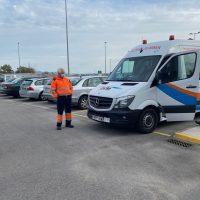 Crisis sanitaria en Ronda: Seis altas en las últimas 24 horas, un paciente ingresado en UCI y ningún fallecimiento