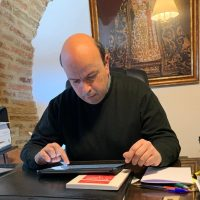 Salvador Guerrero finaliza su misión pastoral en Ronda tras ser nombrado delegado de Cofradías en Málaga