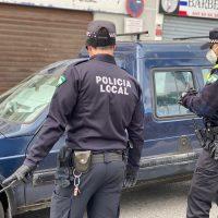 La Policía Local sanciona a los participantes de otra fiesta celebrada en plena pandemia