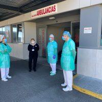 La Consejería de Salud confirma el contagio en una residencia de mayores de Ronda y registra el fallecimiento como Covid-19