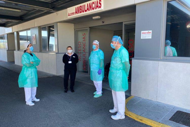 Crisis sanitaria: Se estancan los contagios con 43 casos y no se produce ningún fallecimiento