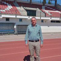 Los deportistas federados ya se pueden entrenar en la pista de atletismo del campo de fútbol