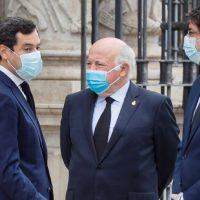 La Junta pide al Gobierno de Sánchez que rectifique «el agravio» de dejar a Málaga y Granada en fase 1