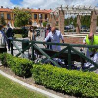 El Ayuntamiento pone en marcha un plan para la mejora de los espacios públicos para que estén listos en las fases de desescalada