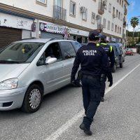 UPLB cuestiona las medidas anti Covid establecidas en la Policía Local y la Concejalía de Seguridad afirma que se ha actuado de forma diligente
