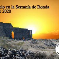 El cielo del mes de junio en Ronda: llega el verano