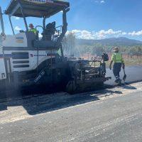 La Junta iniciará este martes el asfaltado del camino que conecta Arriate con la futura variante