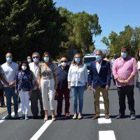 El Gobierno andaluz finaliza con ocho meses de adelanto la obra de mejora de la carretera Ronda-Ardales