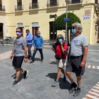 La Serranía suma otros dos casos positivos localizados en Ronda y ya tiene diez contagios registrados