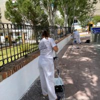 El Ayuntamiento intensifica el plan integral de embellecimiento y mejora de las barriadas de Ronda