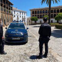 La Policía Nacional detiene a un sujeto que intentó robarle por la fuerza la mochila a un vecino de Ronda