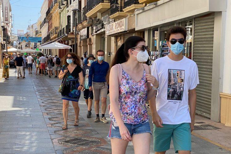 Sigue la tendencia a la baja de contagios Covid en la Serranía que hoy presenta 65 casos activos, seis menos