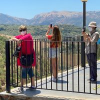 Ronda sigue sin casos activos y el usuario de la residencia de Alcalá del Valle da negativo en Covid-19