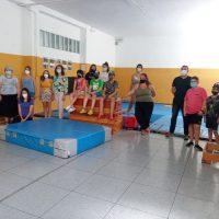 Comienza la escuela de verano en la que participan 40 niños de familias rondeñas con escasos recursos económicos