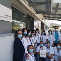 La Unidad de Farmacia del Hospital de la Serranía recibe el sello de calidad de la Consejería de Salud