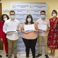 Inmaculada Berdún logra la mejor nota académica de la promoción de la Escuela de Enfermería de Ronda de este curso