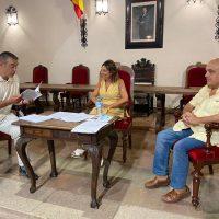 Presentan al equipo redactor del nuevo Plan Especial del Casco Histórico de Ronda que estará listo en tres años
