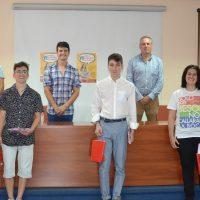 La Concejalía de Juventud entrega los premios a los tres ganadores del VII Certamen de Relatos Cortos
