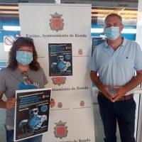 Ronda participa un año más en 'Brazadas solidarias' que cambia de formato por la crisis sanitaria