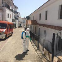 El brote de coronavirus localizado en Gaucín suma un positivo más y ya hay cinco personas contagiadas