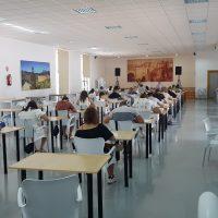 El Ayuntamiento habilita el Centro de Mayores para que 200 alumnos puedan examinarse del carné de conducir