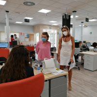 La Junta acondiciona la oficina de Empleo de Ronda con una inversión de 134.000 euros