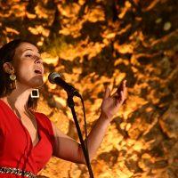 María Villalón regresa a los escenarios ofreciendo un concierto en el castillo de Benadalid
