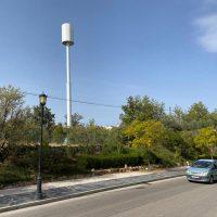 El Ayuntamiento paraliza la instalación de forma ilegal de una antena de telefonía 5G en los parajes del Predicatorio