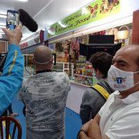 El programa 'Tierra de sabores' de Canal Sur TV dedica uno de sus programas a la gastronomía rondeña