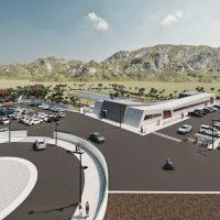 Presentan el proyecto de la segunda piscina municipal de Ronda que tiene un presupuesto de 1,7 millones de euros
