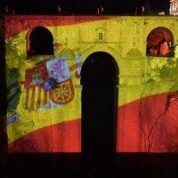 Ronda dedica un homenaje a la Legión al cumplirse el centenario de su fundación como cuerpo militar