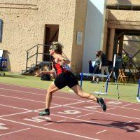 La atleta rondeña Encarni Villena consigue dos medallas de oro y dos de bronce en el Campeonato de España Máster