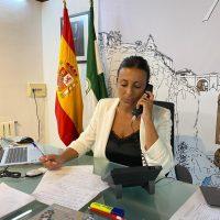 Maripaz Fernández da positivo en Covid y por motivos de seguridad se suspende el Pleno del lunes