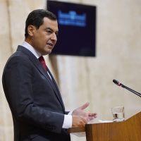 Moreno Bonilla reclama al Gobierno de Sánchez que baje el IVA de las mascarillas como han hecho diferentes países europeos