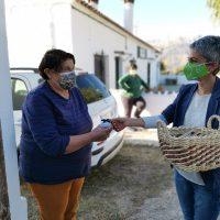 Benalauría celebra el Día de la Mujer Rural reconociendo a sus vecinas que se dedican a esta actividad