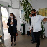 La Junta de Andalucía realizará mejoras en el centro de salud de Algatocín