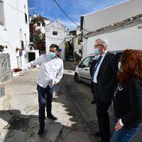 La Junta realizará mejoras en el centro de salud de Algatocín