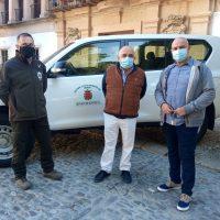 La Concejalía de Montes adquiere un nuevo vehículo para realizar labores en el campo