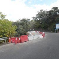 La Diputación repara los daños provocados por el temporal en las carreteras Faraján-Alpandeire y Cartajima-Júzcar