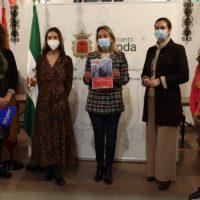 'Mujeres al frente', una experiencia fotográfica que se podrá visionar en comercios de Ronda