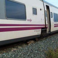 CC.OO exige al Gobierno de Sánchez que mejore la línea Algeciras-Ronda-Bobadilla para evitar que los trenes descarrilen